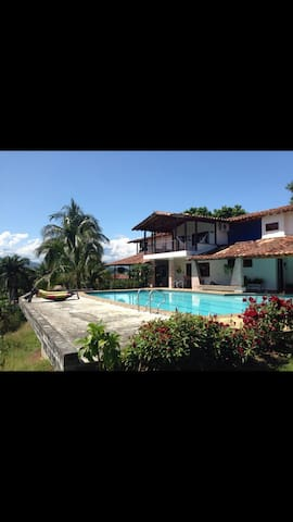 beautiful finca with pool and A/C - La Pintada - House