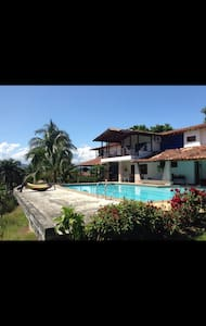 beautiful finca with pool and A/C - La Pintada - Hus