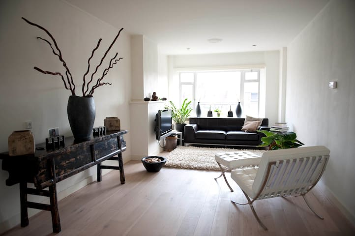 Beautiful, Sunny & Spacious Apart. - Voorburg - Apartemen
