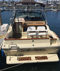 Boating Experience without driving anywhere. - Merrick - Barco