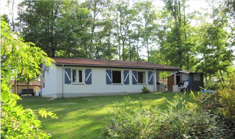 Vakantiehuis Zuid-Frankrijk - Écuras - Bungalow