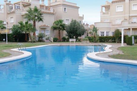 2 Bedrooms Apts in  #1 - Playa Flamenca