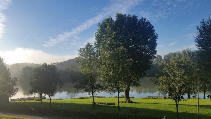 Naturnah Wohlfühlen - drinnen und draußen