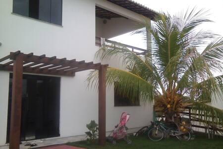 Casa na melhor praia de Sergipe próximo Aracajú-SE