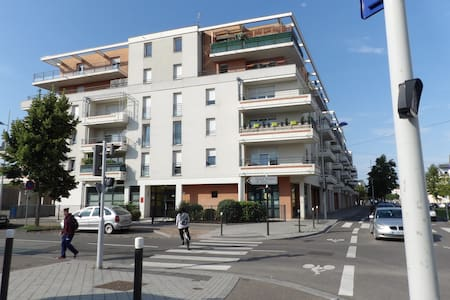 Bel appartement avec parking