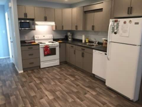 Entire apartment in Charming Downtown Morden