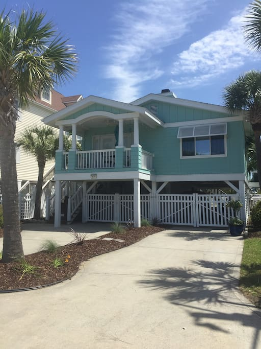 Spring Break In New Heated Pool Sleep 8 10 Houses For Rent In North Myrtle Beach South