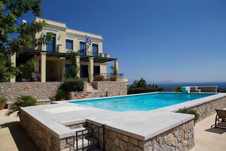 Villa Vista - Chios - Willa