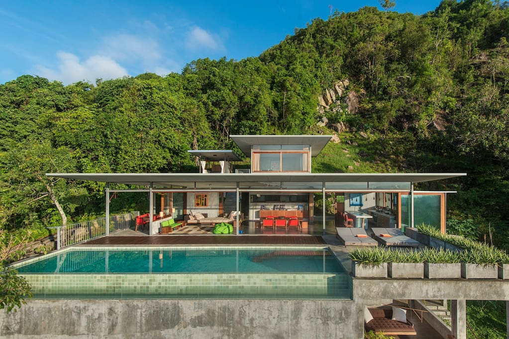 The Naked House | Architectural Villa In Koh Samui - Hey Gents