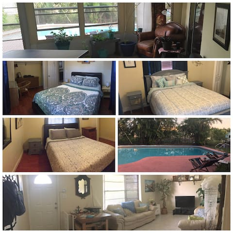 3BR Perfect For The Whole Family - Lauderdale Lakes