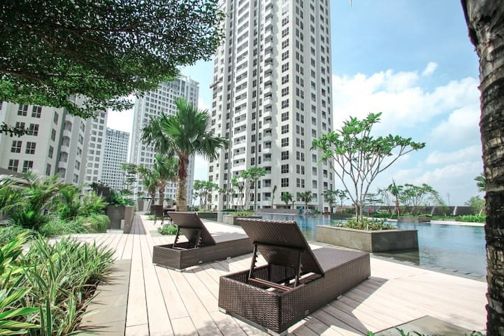 2 BR Apartment at the Heart of Gading Serpong