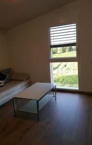 Chambre privé et accès jardin - Dompierre - Haus