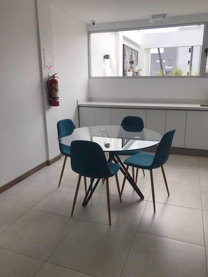 Suite Deluxe en el mejor sector de Quito