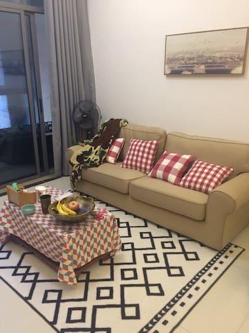 和植物问声好,城北舒适独立房间 - 长沙 - Hus