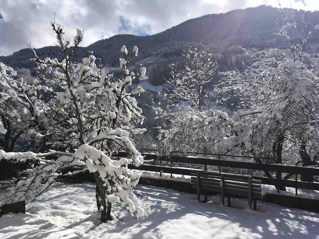Le calme au cœur du village 7 km stat.ski Aravis
