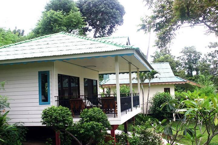 Green Villa on Phi Phi!