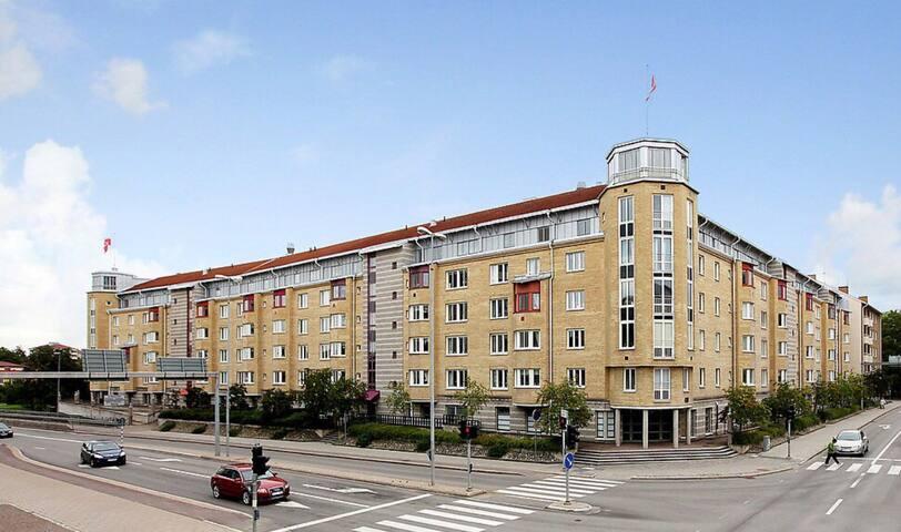 Exklusiv och fullt utrustad lägenhet