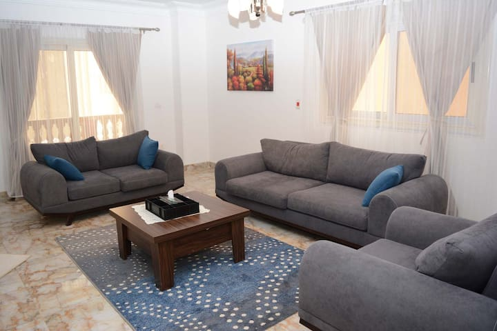 A comfortable new apartment in Maadi