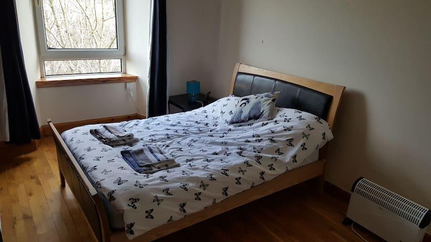double room in central edinburgh