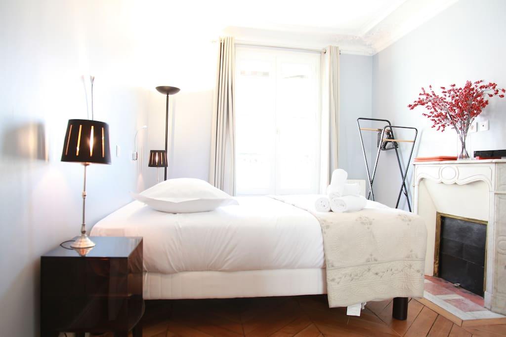 Family apartment close to montmartre 2bd appartamenti in affitto a parigi île de france francia