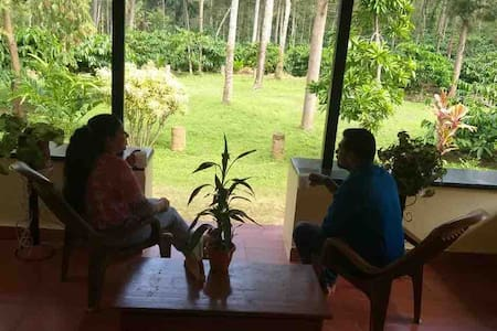 Romantic Getaway to Coorg - Daisy Room