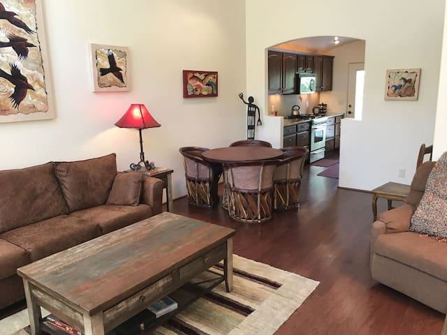 Starting at only $1795 per month! Luxury Condo located in Uptown Sedona! JORDAN 559 1-S023