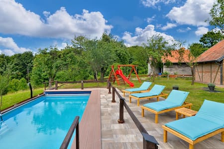 Holiday cottage with 3 bedrooms on 95m² in Sveti Ivan Zelina