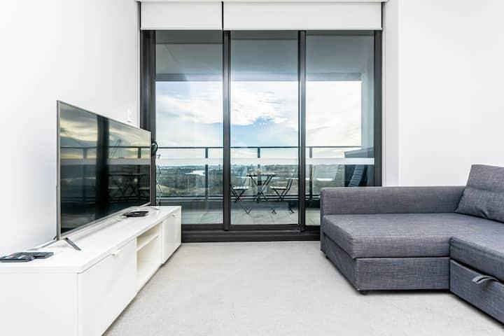 Sydney Olympic Park 2 bedroom apartment