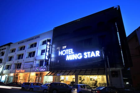 Ming Star Hotel, Boutique Hotel Style - Kuala Terengganu - Bed & Breakfast