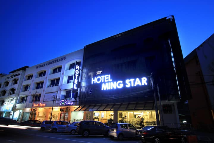 Ming Star Hotel, Boutique Hotel Style