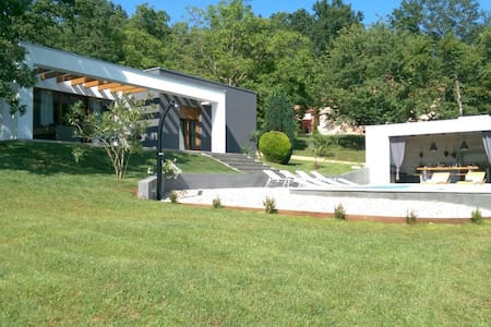 Villa ZAZ - modern house in a rural peace - Heki