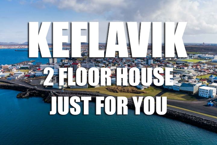 Ocean House⚓️ CLOSE TO AIRPORT⭐️35min to Reykjavik