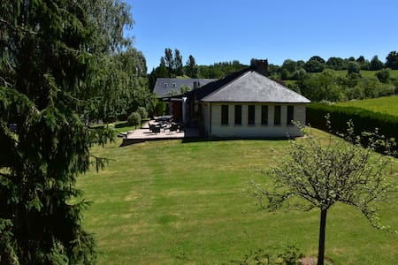 Spacious house near cabourg