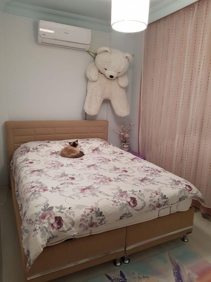 Klimalı özel oda