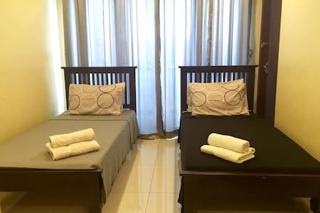 Budget Condo Unit in the Heart of T - Baguio - Appartement en résidence