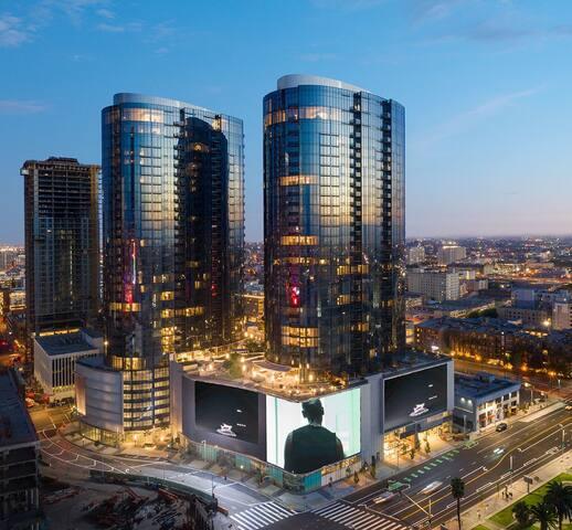 ❤DTLA Most Luxuriest High floor APT -Amazing view❤