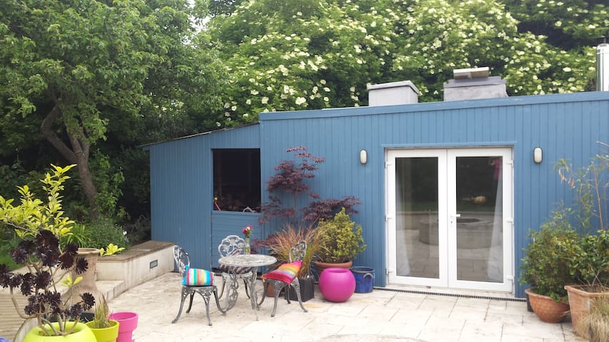 Beautiful Garden Room near City Centre - Donnycarney - Serviced apartment