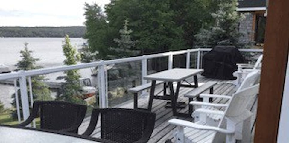 Muskoka vacation property 4 season area - Huntsville - Apartment