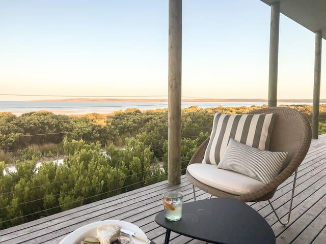 Saltiere - Luxury beachfront, boutique hotel style