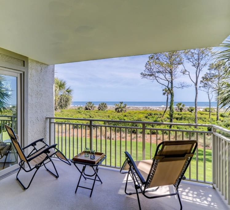 Apartments For Rent In South Carolina: Hilton Head Oceanfront Paradise!