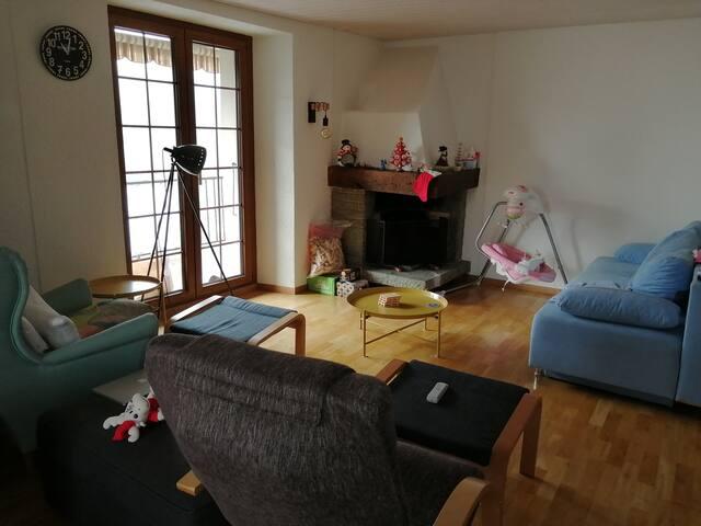 appartement plein de charme a 8km de morges