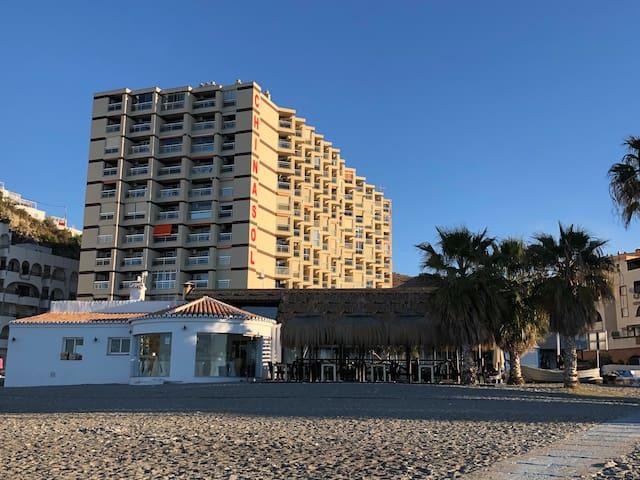 Estudio 1ª Linea Playa de San Cristobal-Almuñecar