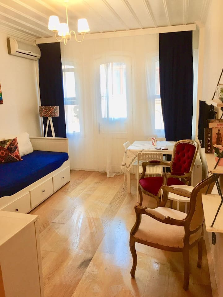 beautiful Apartmen The Most Comfortable in taksim
