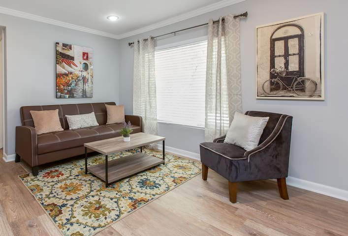 Great Midtown Location by Piedmont Park