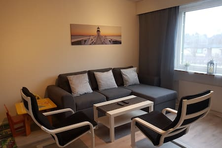 Sweet family apartment Hamina
