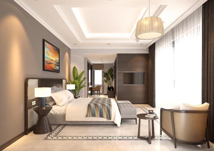 Andochine Resort Phú Quốc - Villa 3 phòng ngủ