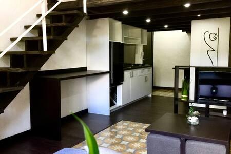 Modern Loft in la Zona Colonial