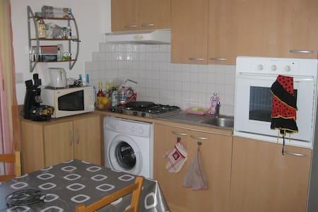 T1 dans villa avec terrasse - Apartment
