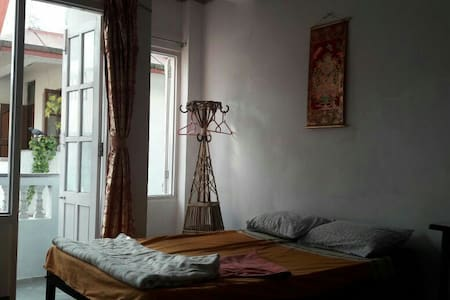 Studio-Apartment with Balcony - Kathmandu