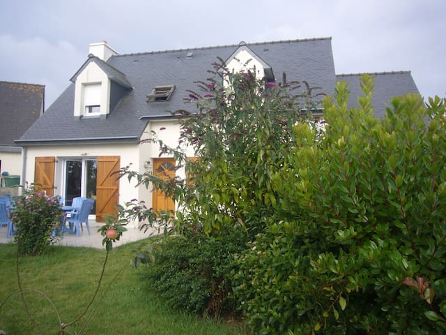 Brittany Beach home 4 rooms 8 people - Gâvres